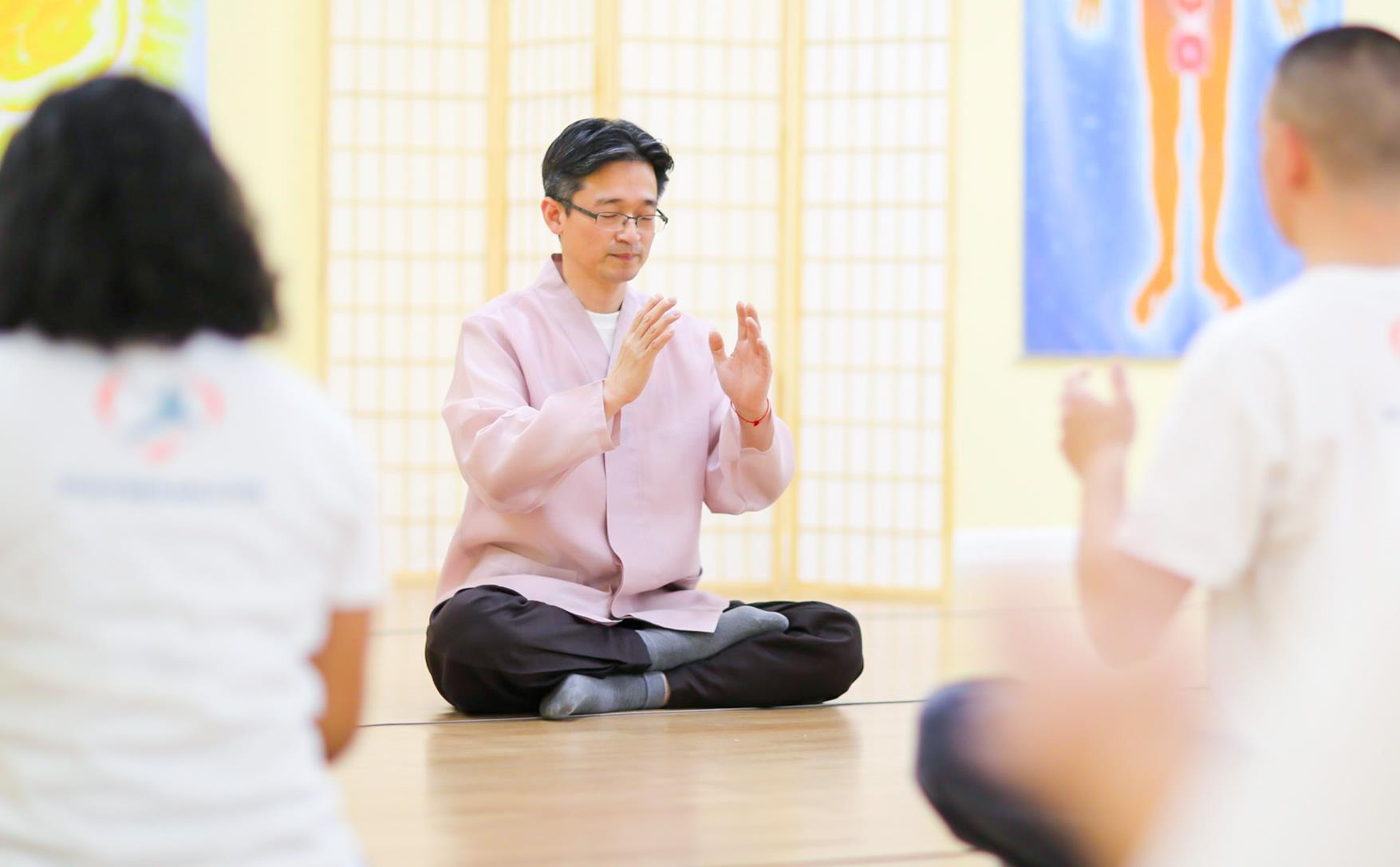 JiGam - Energy Meditation