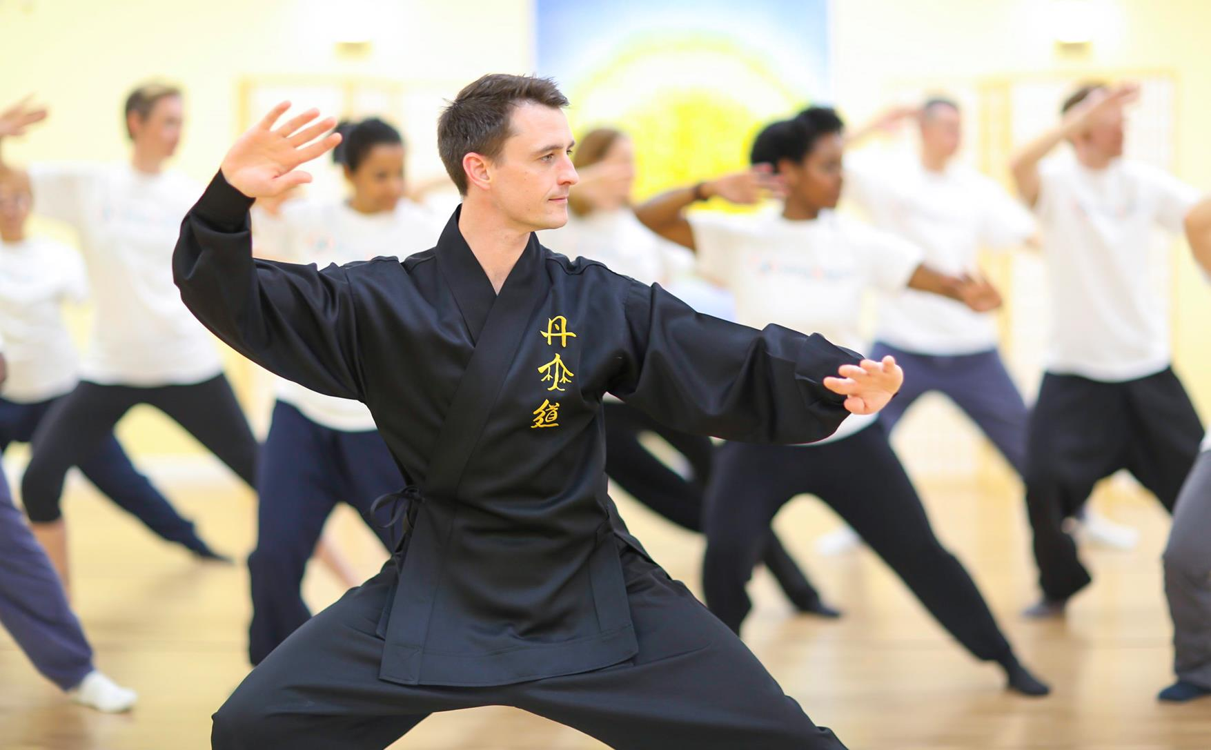 Body Brain Tai Chi for Vitality and Balance