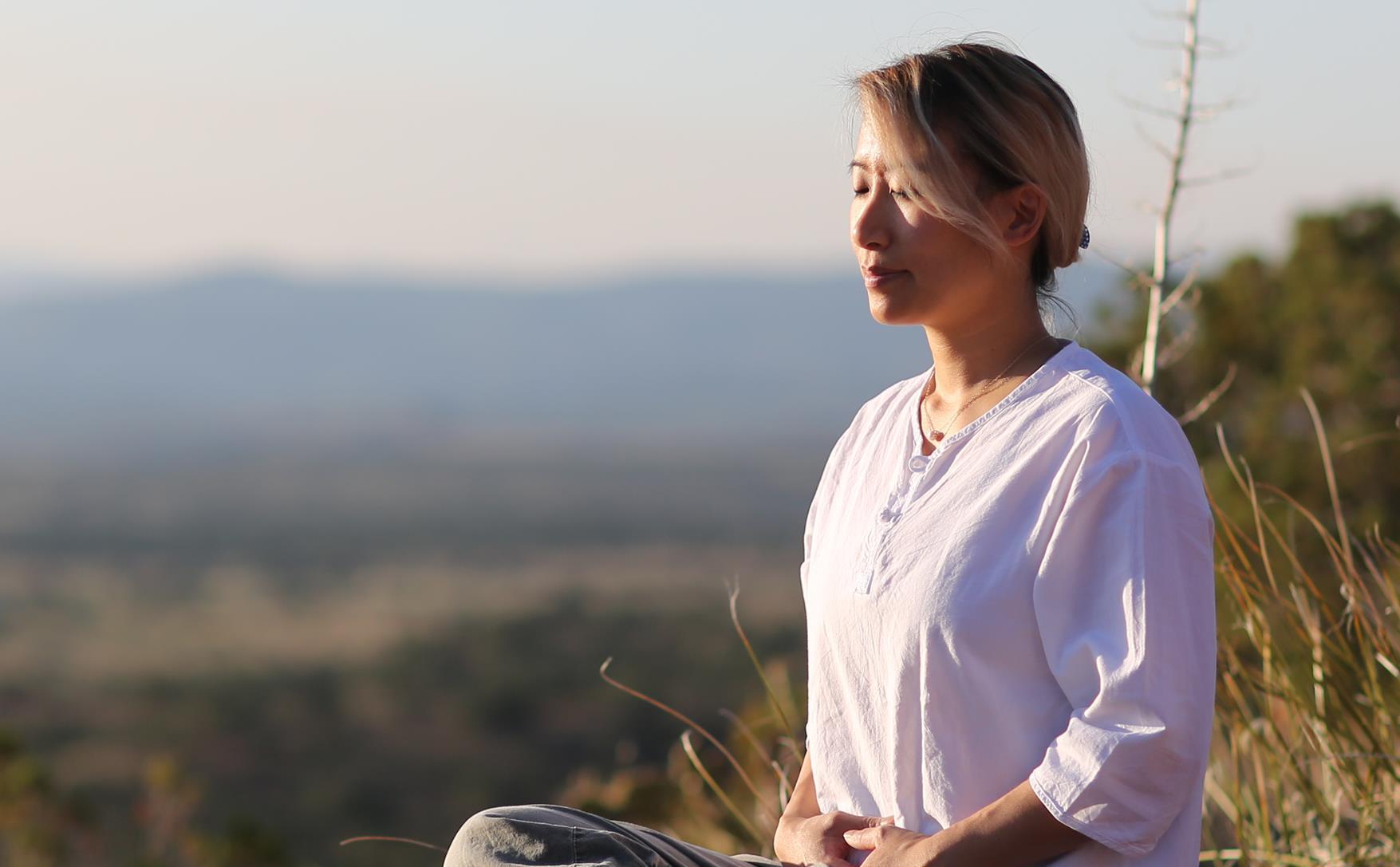 Practice Deep Meditation Nov 23rd