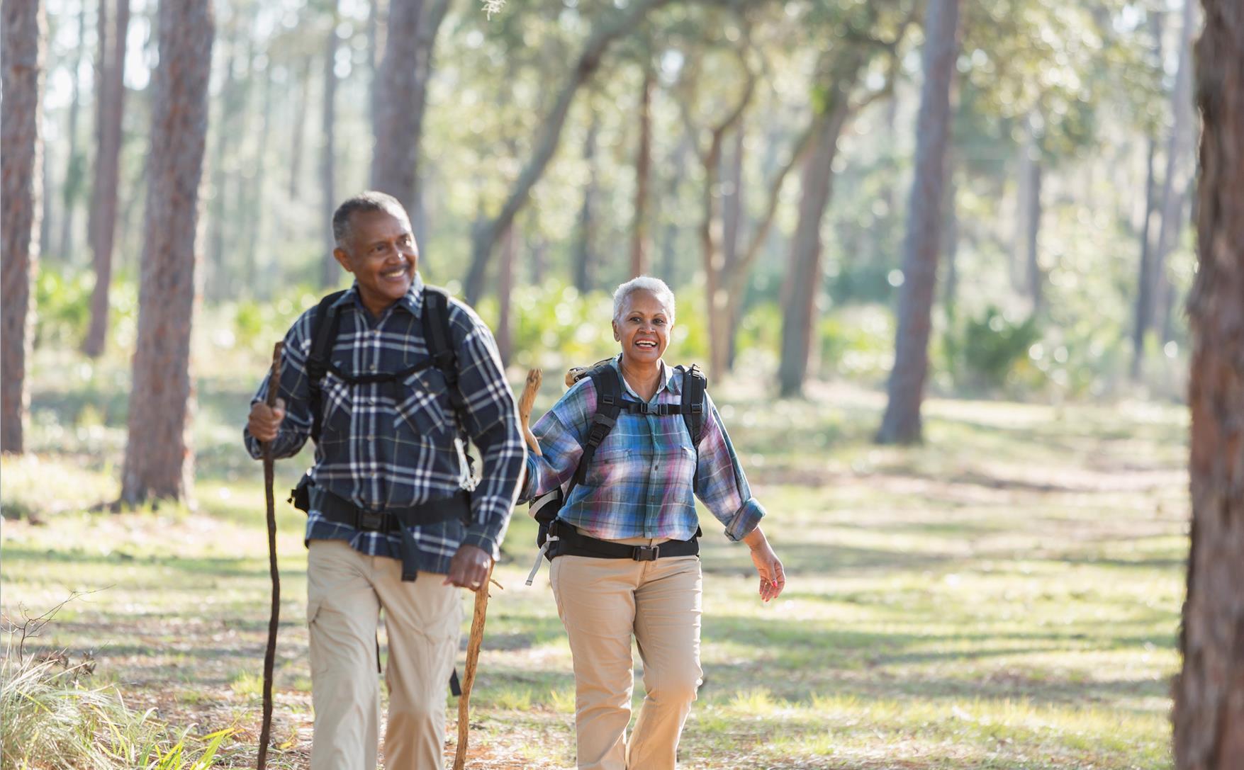 Walk Yourself Young with Longevity Walking