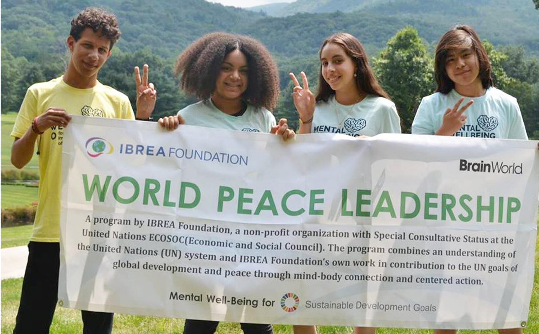 World Peace Leadership Program