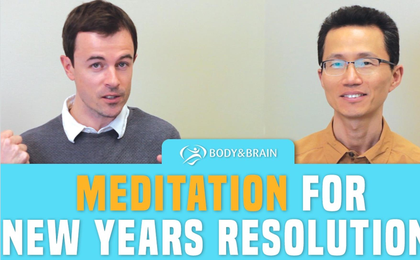 Meditation for New Years Resolutions
