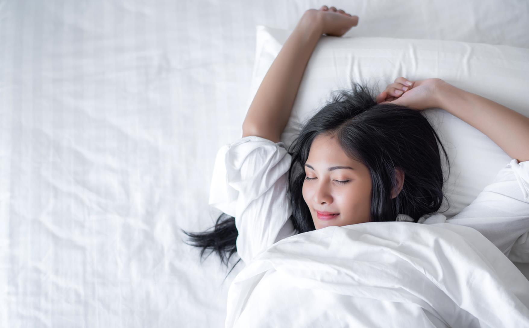 Get Better Sleep with this 3Minute Exercise