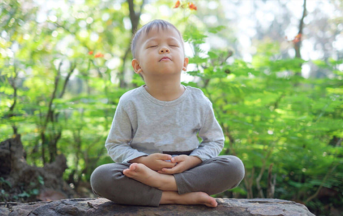 Less Stress with Meditation
