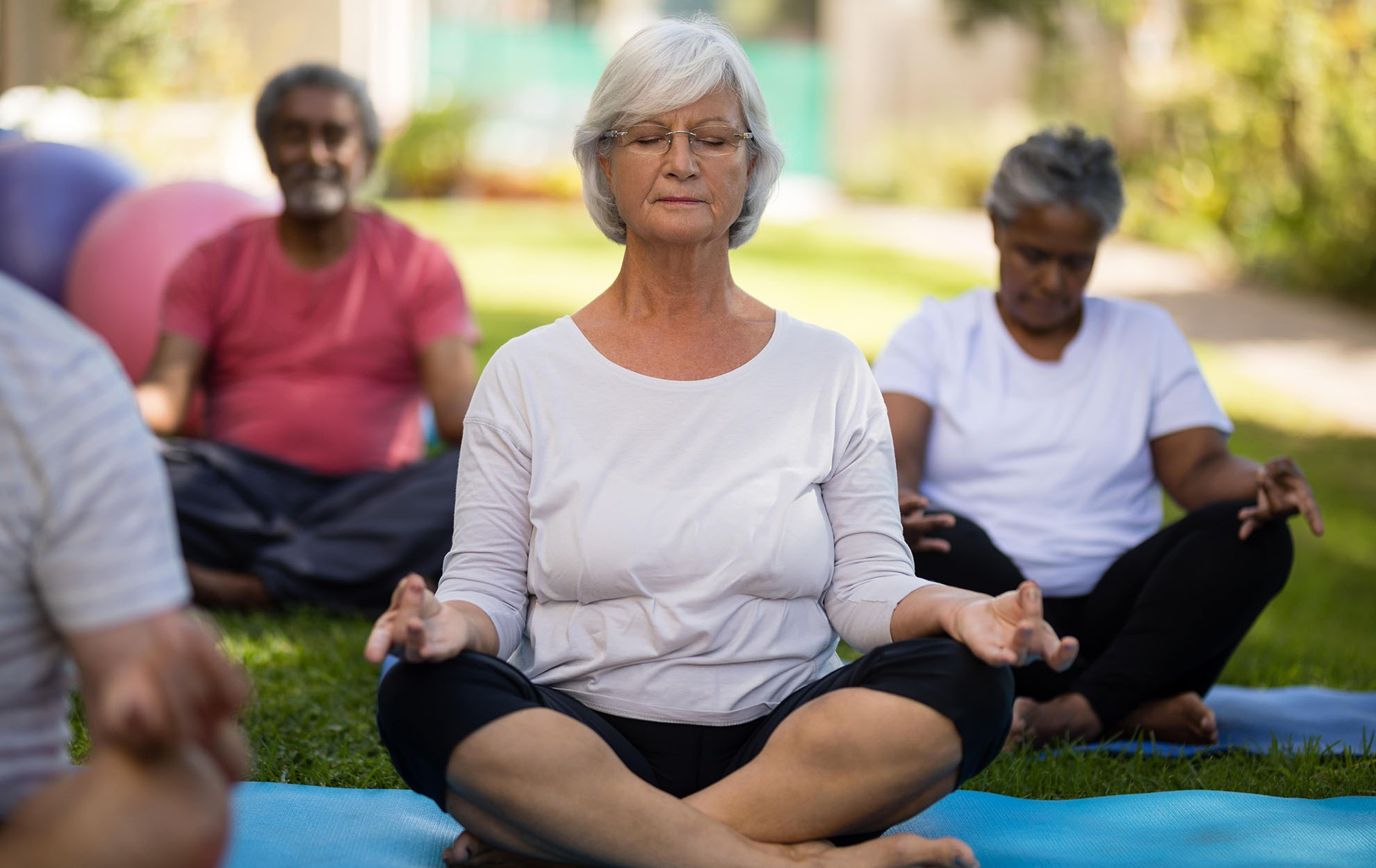 Get Mom Started with a Yoga Class