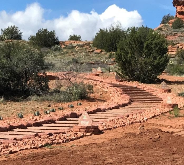 120 Steps at Sedona Mago Center for Wellbeing and Retreat
