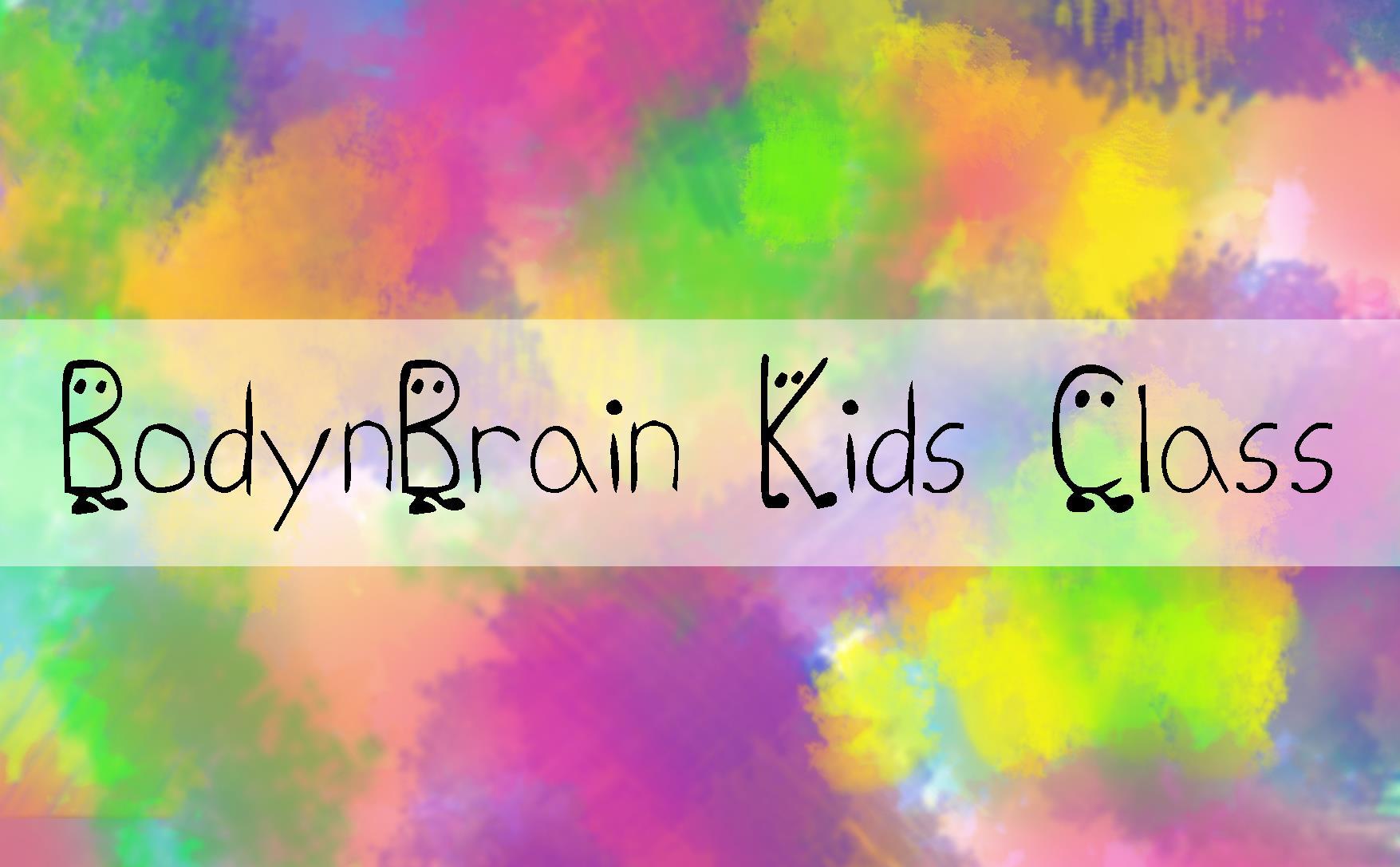 Kids Class Feb 23rd