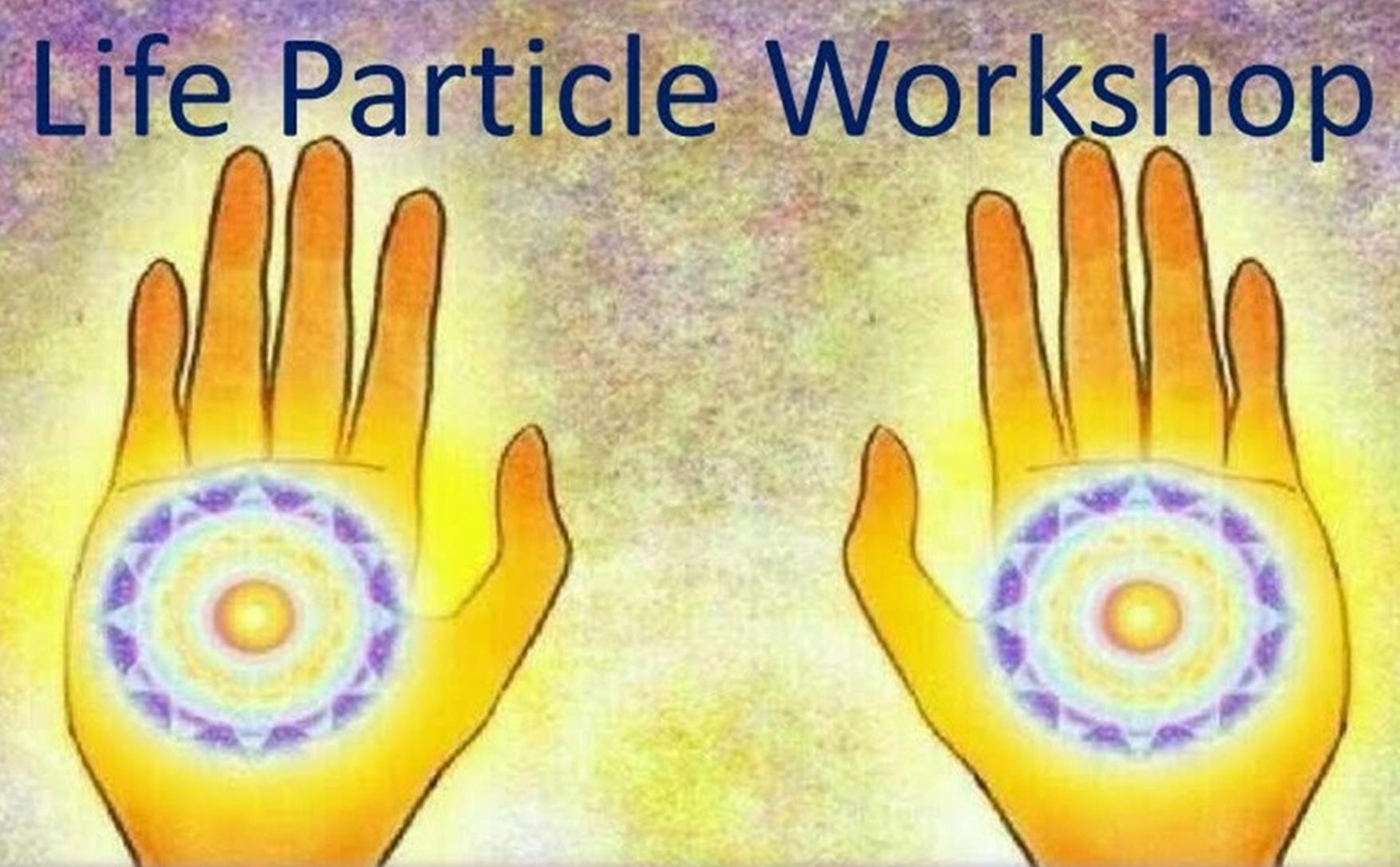 Life Particle Workshop Oct 22nd