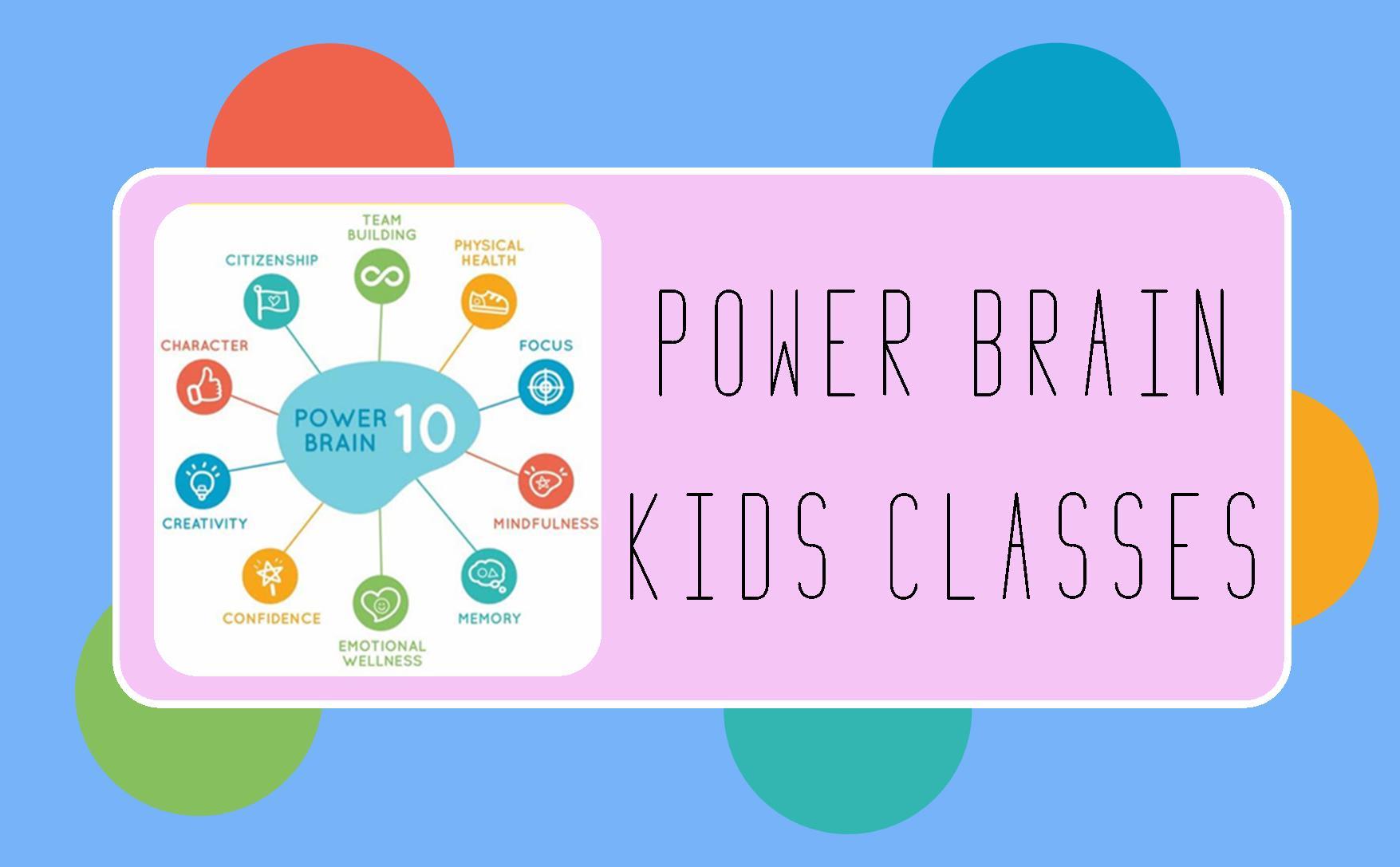 Power Brain Kids Classes
