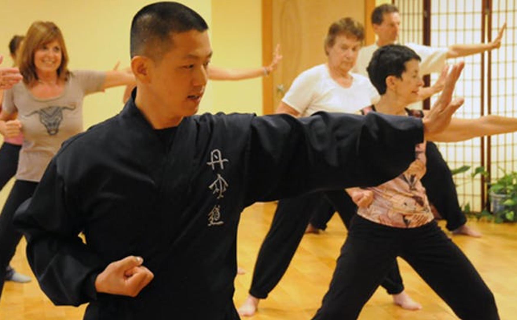 Open Tai ChiKiGong Class Energy Readings Sept 29th