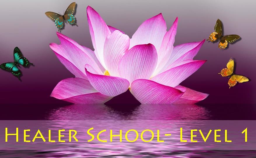 Healer School Level 1 July 2021