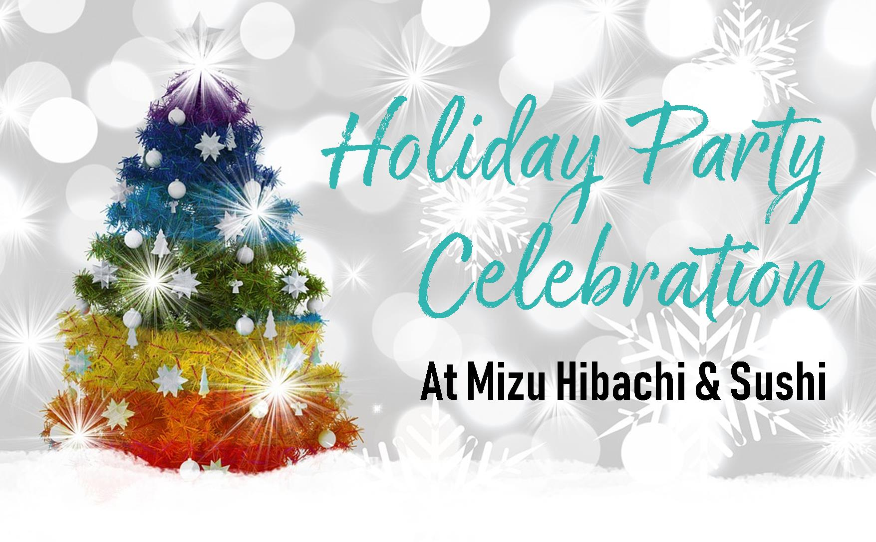 Holiday Party Celebration Dec 21st