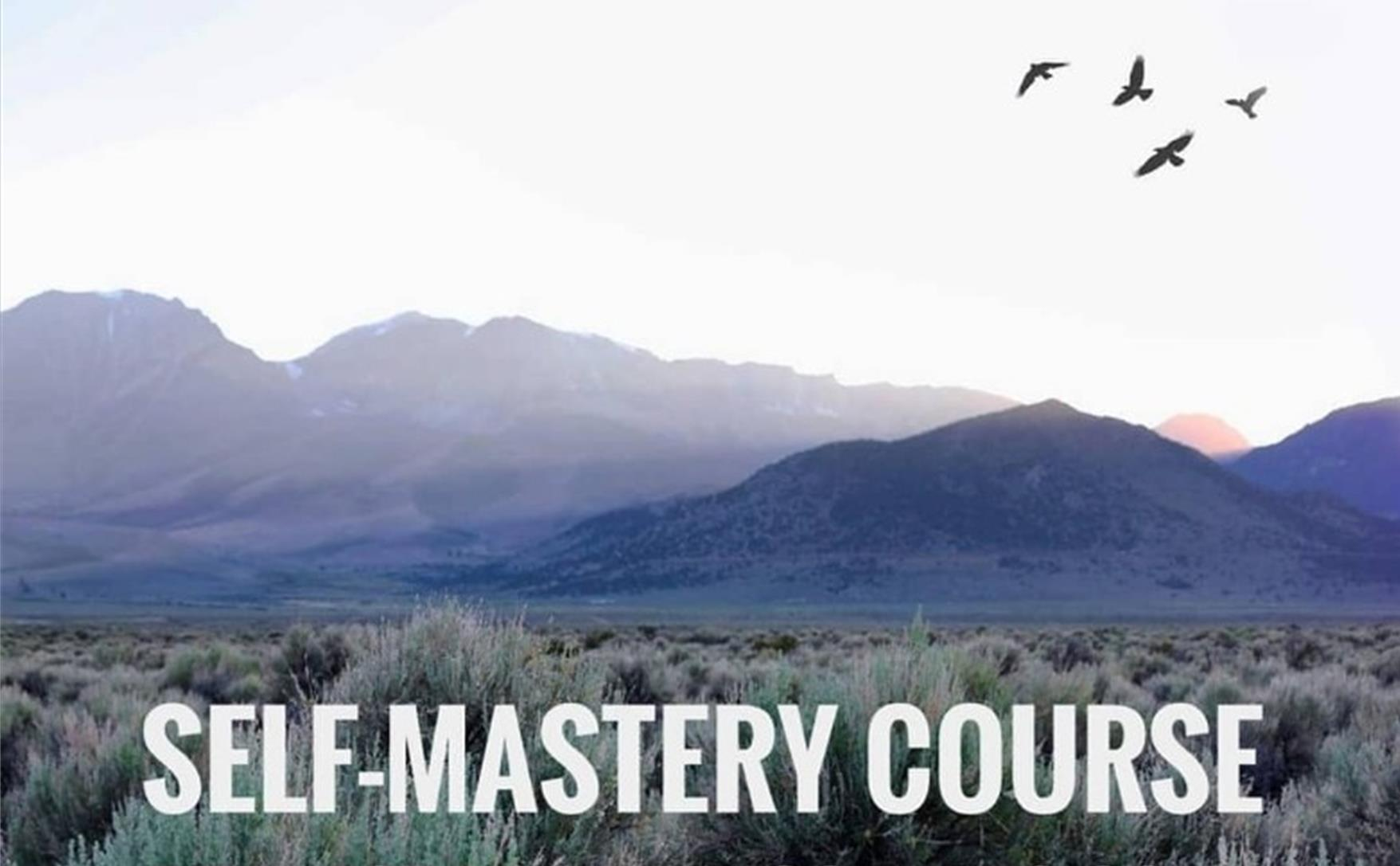 Self Mastery Course Awaken the Power Within