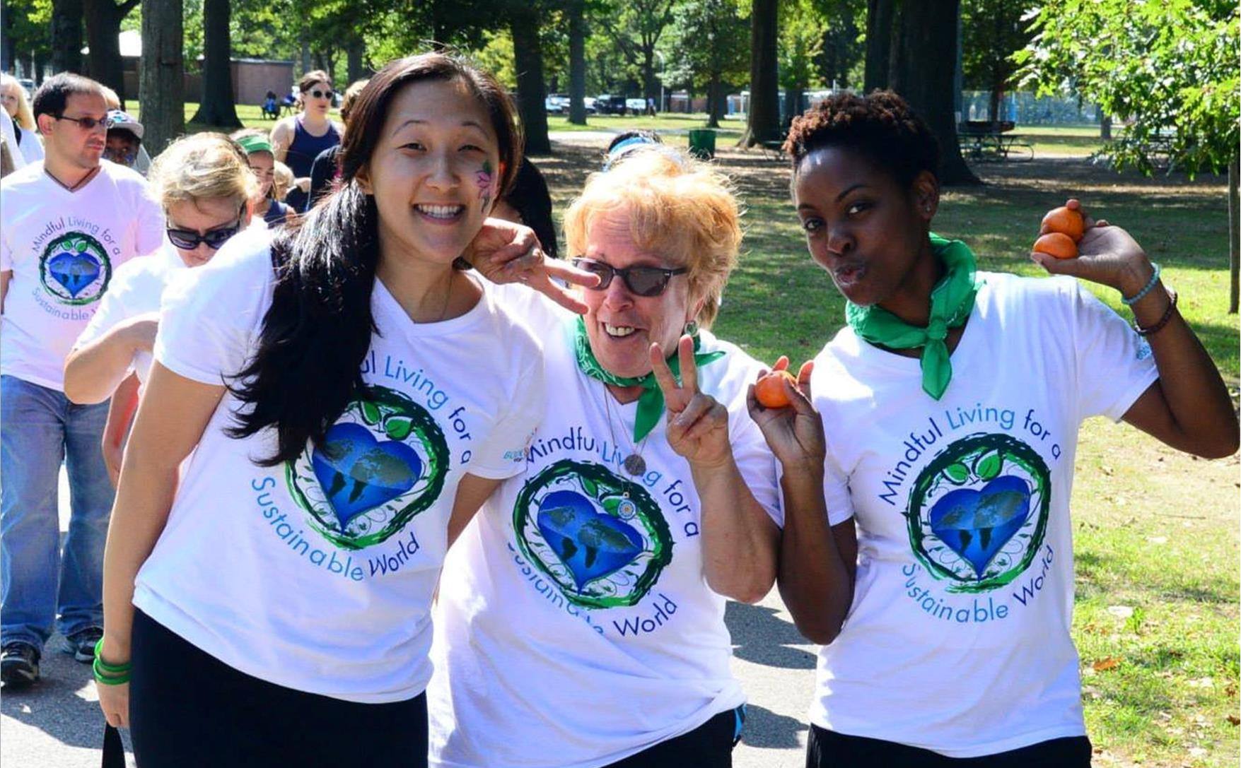 6th Annual New York Earth Citizens Walk Festival