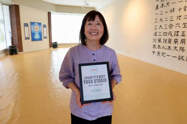 Body Brain Named the Best Yoga Studio in Everett